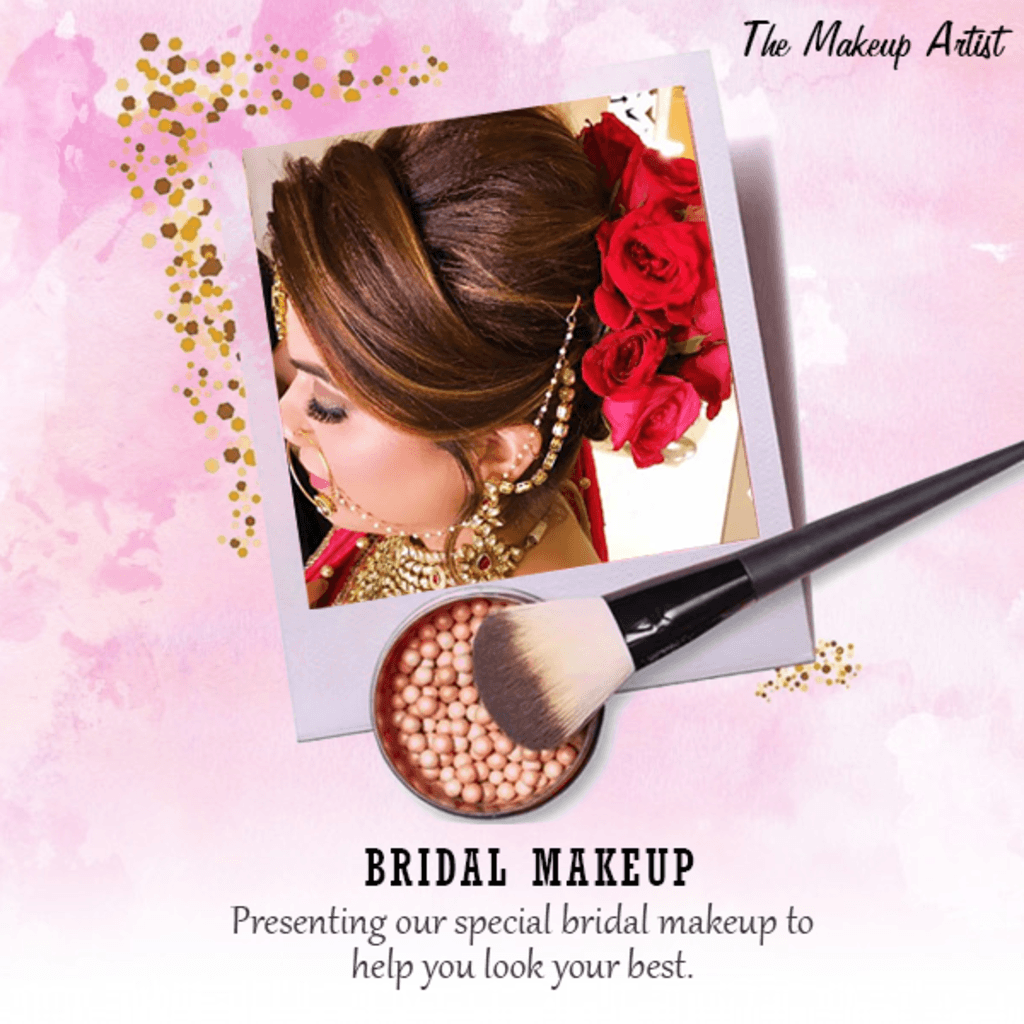 Leave no stone unturned in becoming the bride you always wan... via The Makeup Artist