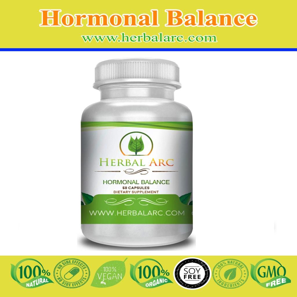 Hormonal Balance via Herbal Arc