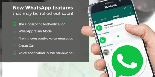 New WhatsApp feature to prevent others from reading your cha... via amirah