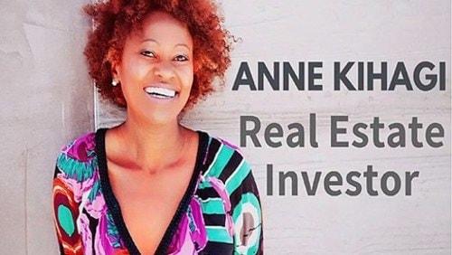 Anne Kihagi Real Estate Investor - video dailymotion