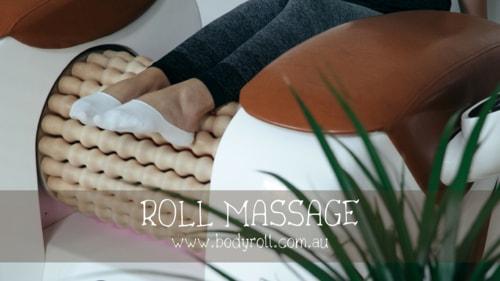 Roll Massage via Bodyroll Salon