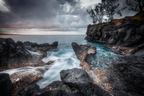 Wild coast, Reunion Island via Gaël SARTRE
