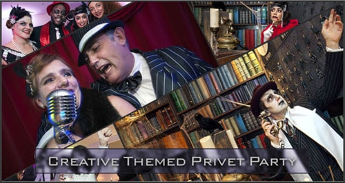 Photographing creative themed privet party - when event phot... via Nikolay Mirchev
