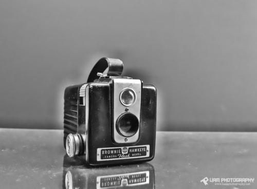 Brownie Hawkeye via Liam Douglas - Professional Photographer