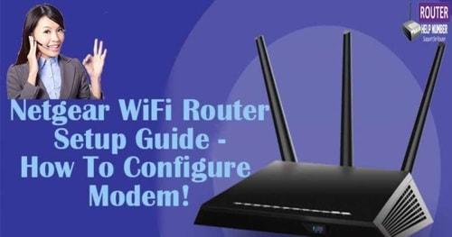 Netgear WiFi Router Setup Guide - How To Configure Modem!