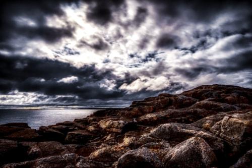 On the rocks via Lars-Ove Törnebohm