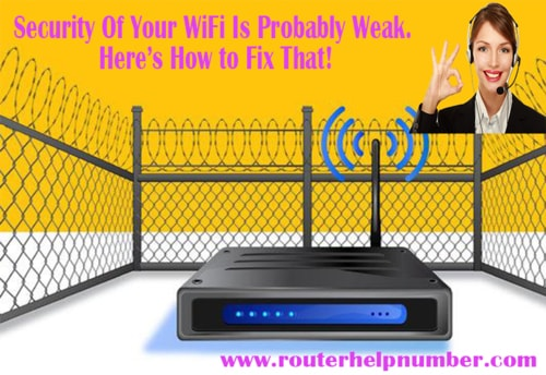 Security Of Your WiFi Is Probably Weak. Here's How to Fix Th... via john