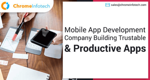 Mobile App Development Company Building Trustable & Producti... via John Andric