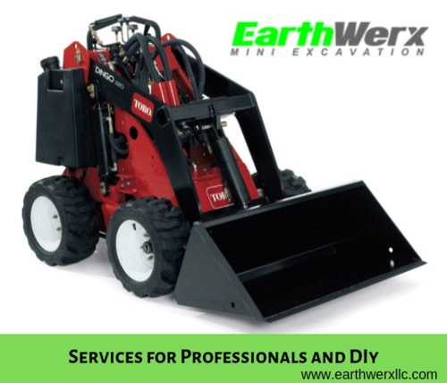 Earthwerxllc - Services for Professionals and DIY via Earth Werx llc