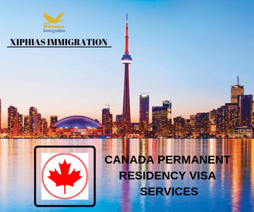 Canada PR Visa Services - XIPHIAS via Sharath