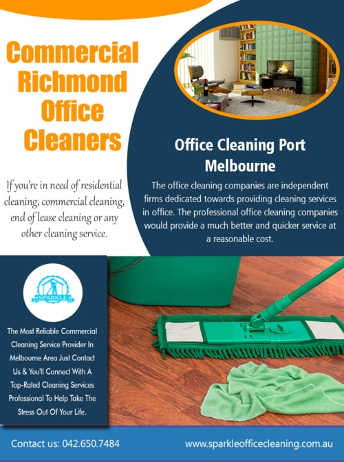 Commercial Richmond Office Cleaners via Commercial cleaning