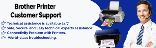 Brother Printer Support | 24/7 Customer Support Toll-free Number