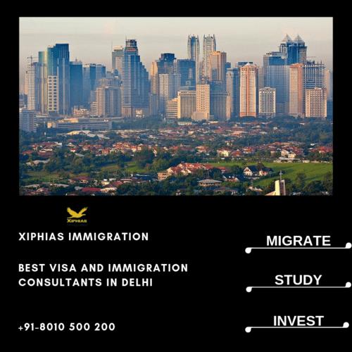 Best Visa and Immigration Consultants in Delhi - XIPHIAS via Sharath
