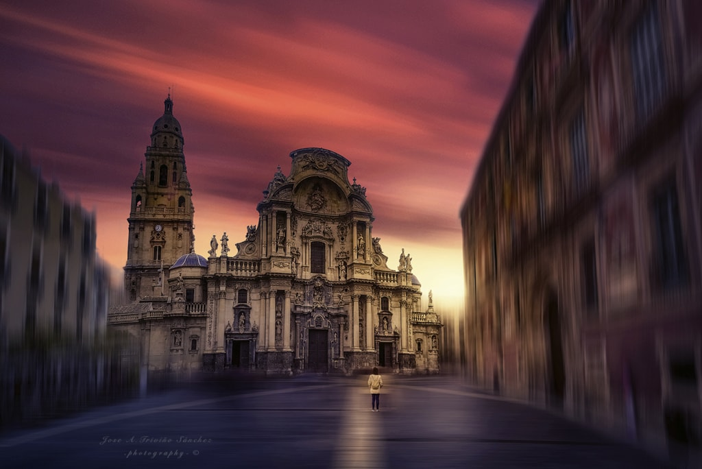 Catedral de Murcia,Spain via Jose Antonio Triviño Sanchez
