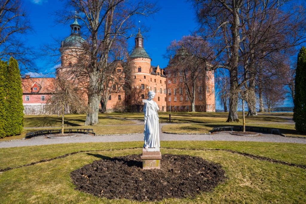 Gripsholms Castle in Sweden via Lars-Ove Törnebohm