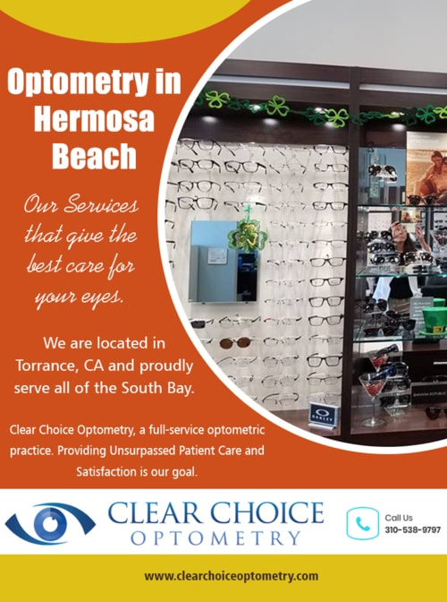 Optometry in Hermosa Beach via Optometrist RedondoBeach