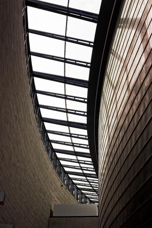 Arch of Skylight Windows via Jukka Heinovirta
