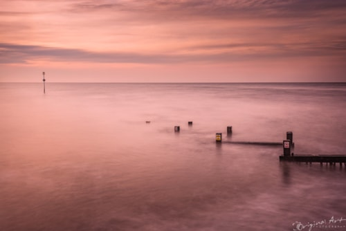One more long exposure from Hunstanton - this time with some... via Joe Lenton