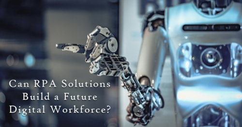 Robotic Process Automation is a current wave of future techn... via Robert Smit