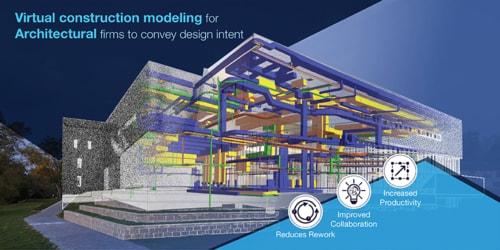 Virtual Construction Modeling Enhances Benefits of BIM for A... via TrueCADD