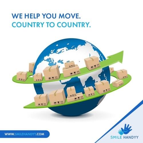 International Moving Services Abu Dhabi                                                                          At Smile Handyy, we... via Smile Handyy