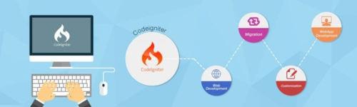 Codeigniter web development company India & UK | Brevity Software