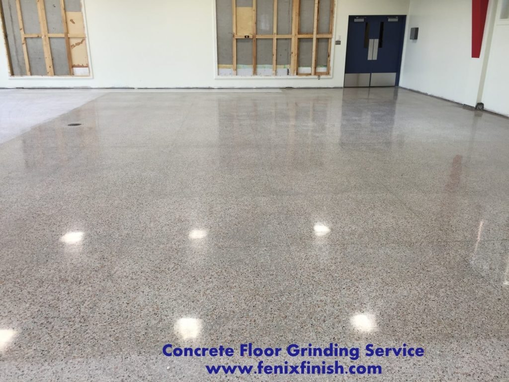 Floor Grinding experts of FenixFinish offers concrete floor ... via Daizy Green