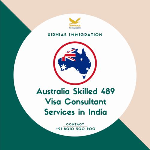 Best Australia Skilled 489 Visa Consultant Services in India... via Sharath