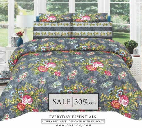 New Bedding For Summer via One Soq
