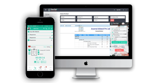 How To Track Employee Productivity Through TimenTask via TimenTask