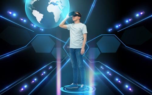 VR Solutions in New York via Kaylee Gavin