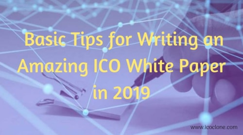 How to Write a Good White Paper for Your ICO in 10 Steps?                                                                          #... via Kelly Clarkson