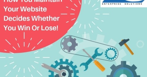 Why It Is So Important To Maintain Your Business Website!