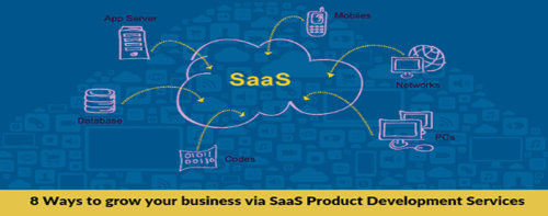 8 Ways to Grow Your Business via SaaS Product Development Se... via The NineHertz