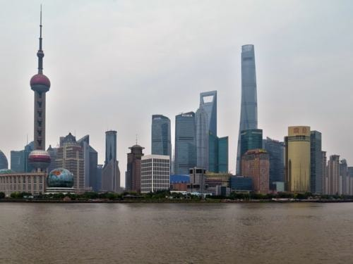 Biggest Artificial Intelligence and Internet of Things Lab Launched In Shanghai