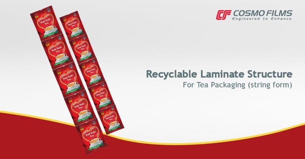 Recyclable Laminate Structure via Cosmo Films