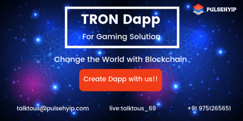 Pulsehyip provides an exclusive service for Tron gaming netw... via Leesa daisy