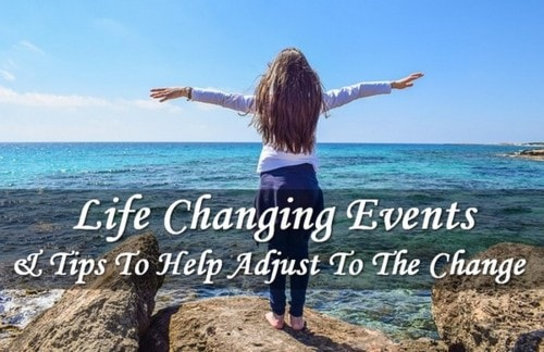 #Life Changing Events and #Tips To Help Adjust To The Change... via Amit Verma