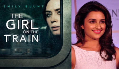 "Parineeti Chopra star in the Hindi remake of ""The Girl on the Train"" - Latest Bolly Buzz"