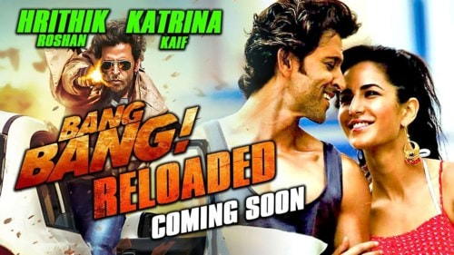 Hrithik and Katrina work together in Bang Bang sequel - Latest Bolly Buzz