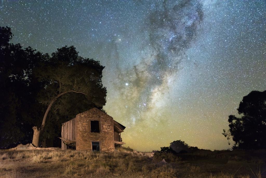 Astrophotography via glen ross