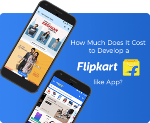 How much does it cost to develop a flipkart app? via sonam gg