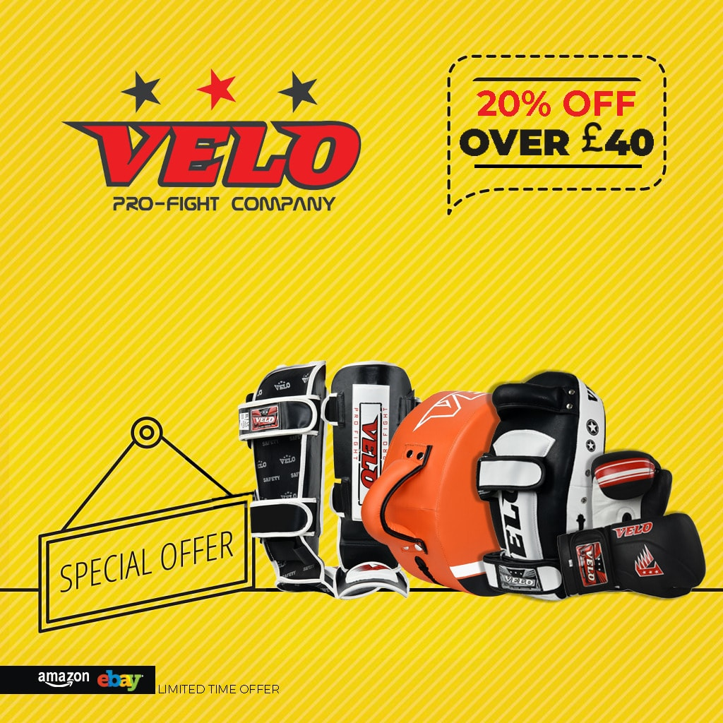 Special week end offer get 20% off on ever product. On a pur... via VELOSportsUK