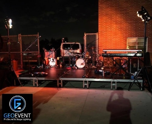 Contact GeoEvent today for backline rental services in Los A... via GeoEvent LLP