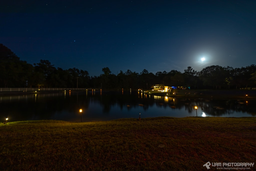 Night Time on the Ponderosa, Brooklet, GA. via Liam Douglas - Professional Photographer