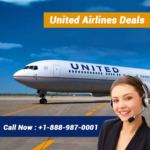 Dial +1-888-987-0001 For Special Flight Offers & Packages On... via My Air Ticket Booking