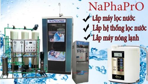 Giới thiệu máy lọc nước RO NaPhaPrO dành cho mọi gia đình