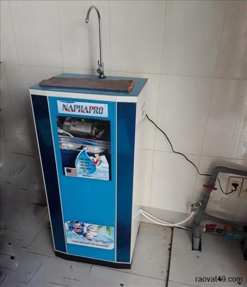 Máy lọc nước ro gia đình naphapro tại bình dương