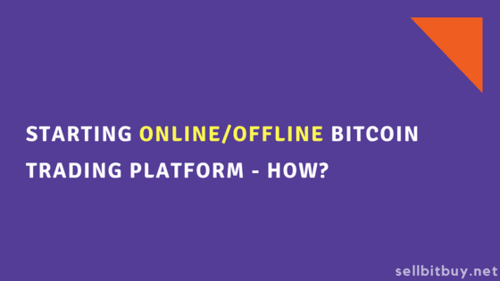 P2P Local bitcoin script to start an offline/online bitcoin ... via isabellanoviya