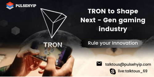 Shape your Tron Investment business with @Pulsehiyp Tron DAp... via Leesa daisy